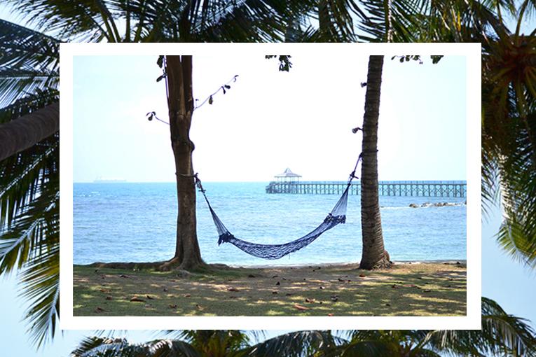 Batam Indonesia,Turi beach Resort,