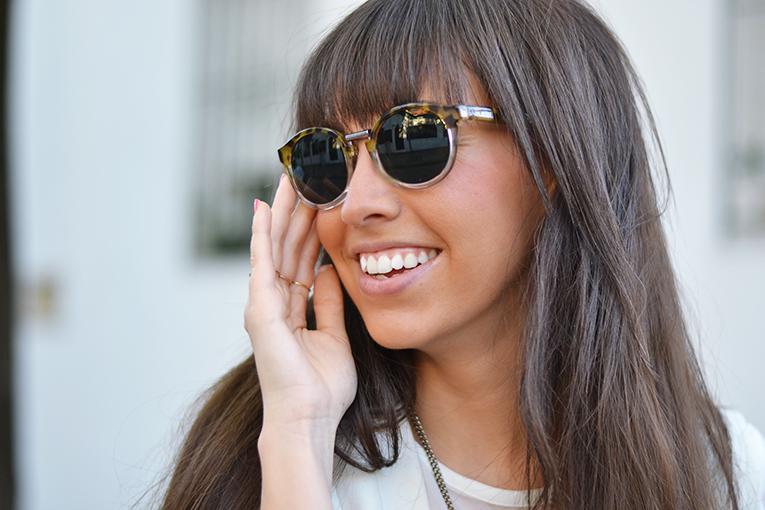 Street style outfit, mr boho sunglasses