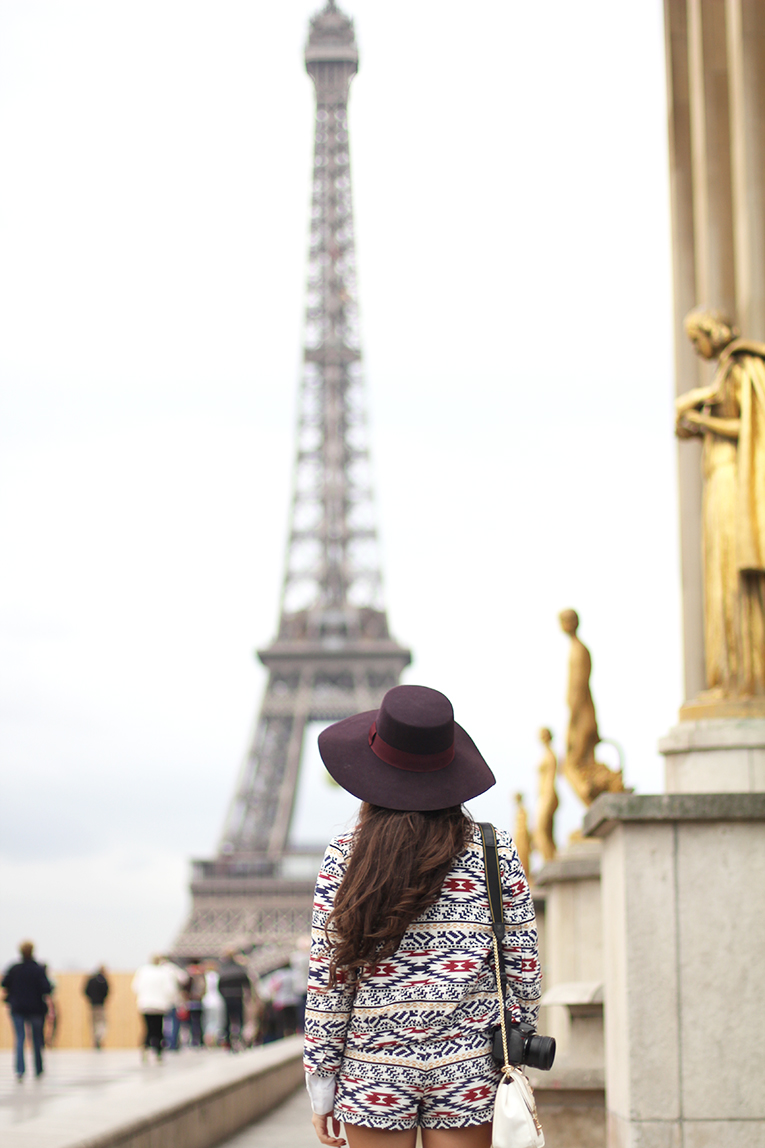 Paris with la redoute ii wear wild - Adresse magasin la redoute paris ...