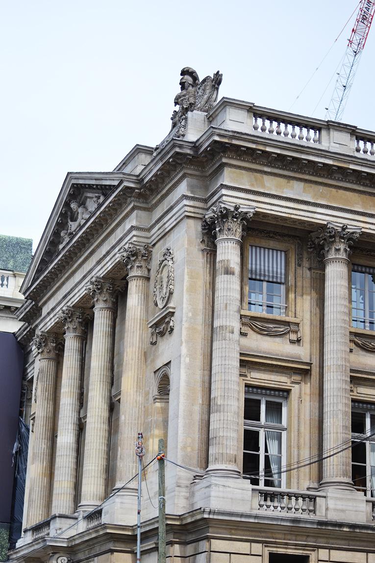 Paris with la redoute ii wear wild - Magasins la redoute paris ...