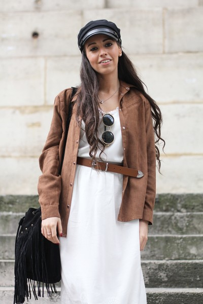 Paris-with-La-Redoute_street-style_midi-skirt_suede-shirt_01-1
