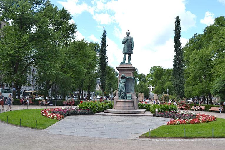 Visit Finland, Helsinki,Esplanadi Boulevard