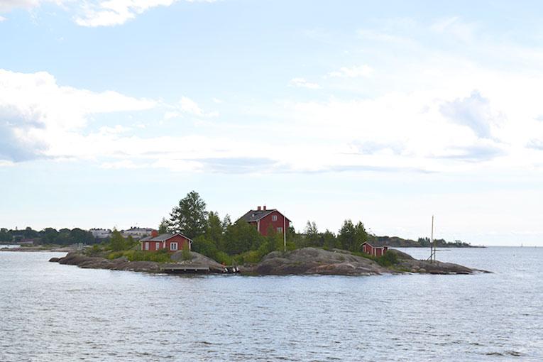 Visit Finland, Helsinki, island of Suomenlinna
